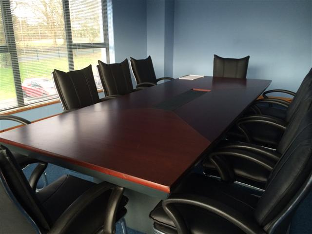 Boardroom Table at Parkmore